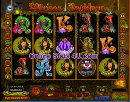 Free Casino Game - Witches Cauldron